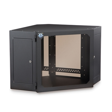 Kendall Howard 1915-3-700-12 12U Corner Wallmount Server Cabinet
