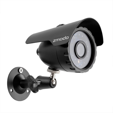Day Night Security Bullet Camera With 65ft IR Night Vision