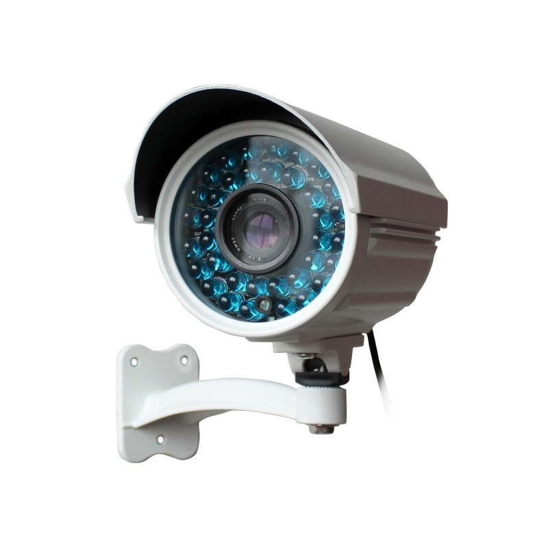 200ft Ir Long Range Indoor Outdoor Ccd Security Camera W