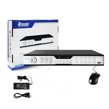 16CH H.264 Smart CCTV Security DVR 2TB HDD