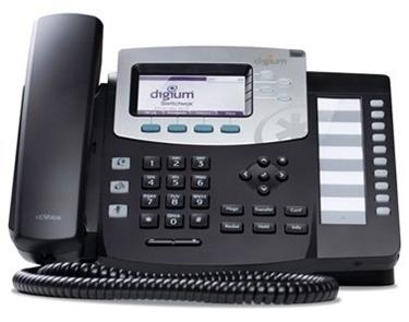 Digium D50 Phone w/o power supply