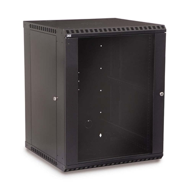 Kendall Howard 3140-3-001-15 15U Fixed Wallmount Server Cabinet