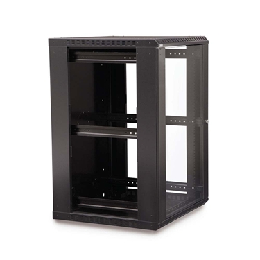 Kendall Howard 3140-3-001-18 18U Fixed Wallmount Server Cabinet