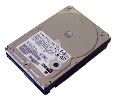 "Refurbished - Hitachi Deskstar E7K500 HDS725050KLA360 500GB 7,200RPM 16MB Cache SATA 3.0Gb/s 3.5"" Hard Drive"