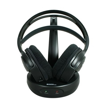 Refurbished - Audio Unlimited SPK-9100 900MHz Wireless Rechargable Stereo Headphones