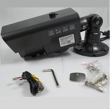CAMSTAR USA CAM-560IV7B-OSD-D Waterproof CCTV Outdoor IR Cameras with 30m IR Night Vision