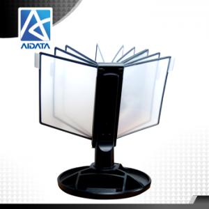 Aidata Fds021l 30 Flip Amp Find Desktop Organizer Displays