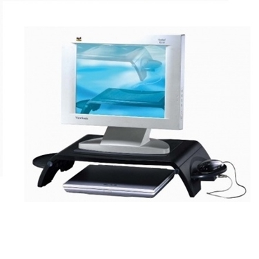 Aidata USA NS005U-2 Notebook LCD Monitor Platform with Hub and Adapter