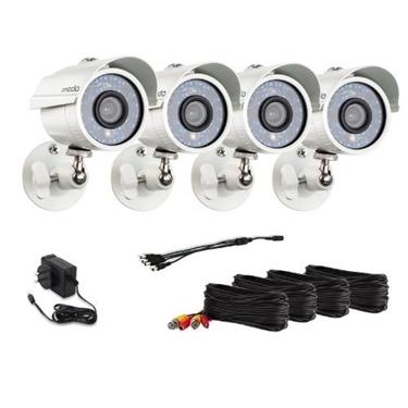 Zmodo ZMD-P4-YARQZ4ZN Weatherproof Night Vision Bullet camera