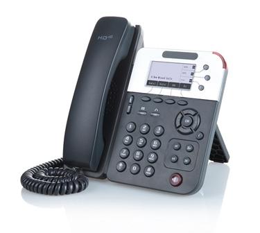 Nexhi NXH-ES292-PN-IP Enterprise 3 Lines Professional IP Phone with PoE