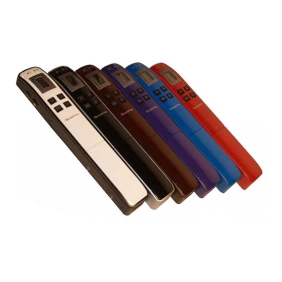 Pandigital s8x1102 handheld wifi wand scanner | nexhi.
