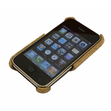 Cork Back Shell ACC-CORK-20N for iPhone 3G & 3GS w/Screen Protector