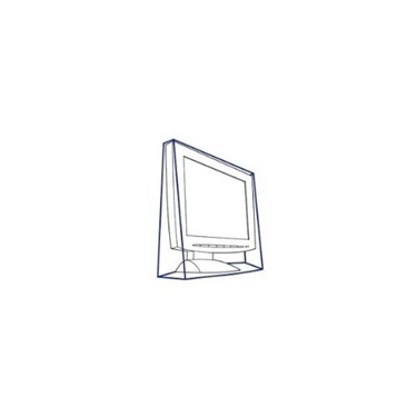 """Aidata DC17LE 17"""" LCD Monitor Dust Cover"""