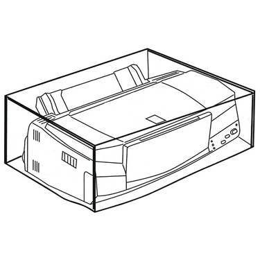 Aidata DC8AE Printer Cover for HP Deskjet Printers