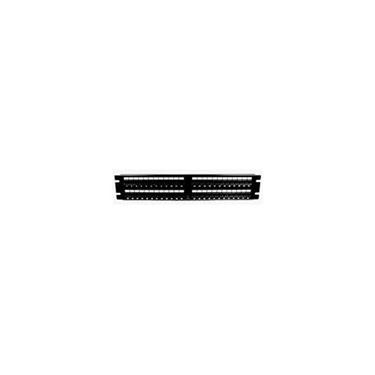 Cables Unlimited UTP-8048 48 Port Cat5e Patch Panel (Black)