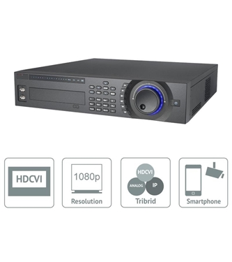 Nexhi NXH-HCVR-7816-S-DVR 16CH H.264 1080P DVR with 1HDMI/VGA/TV Output and 3D Positioning
