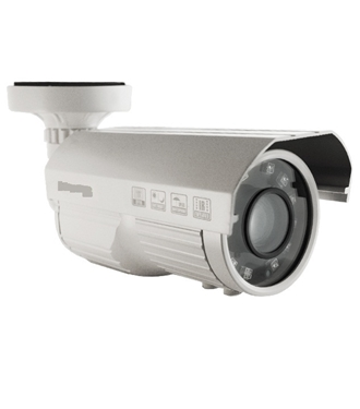 Nexhi NXH-MC205IV8-CAM 1080P HD-CVI IR Bullet Camera With 5-50mm Lens,10IR LEDs & DC12V