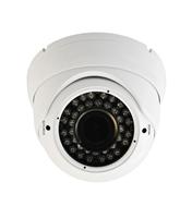 Nexhi NXH-202DV6/2W-MT 1080P HD-TVI IR VANDAL DOME Camera With 2.8-12mm Lens,36IR LEDs & DC12V