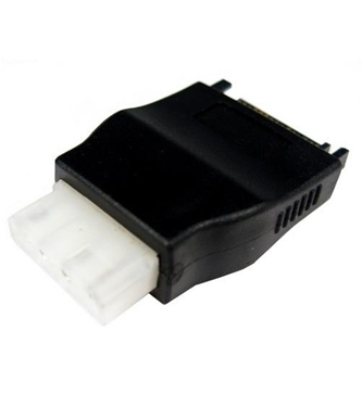 Cables Unlimited FLT-3715 SATA II to 4-pin Power Adapter