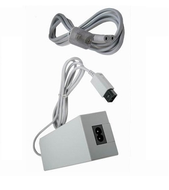 Factory Re-Certified - Cables Unlimited R-GAM-2900 Wii AC Adapter/NTSC