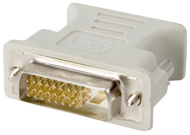 KingWin ADP-04A DVI-D Male( 24-1 Pin) to VGA HD 15 Female Adapter