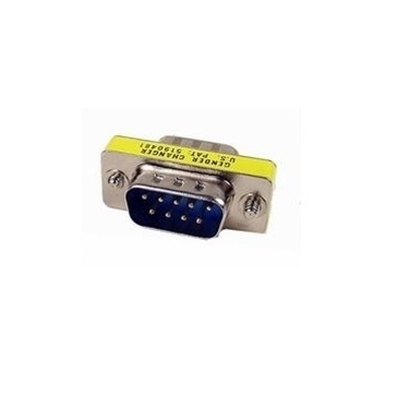 Nexhi ADP-1350 DB9 Male to Female Slim Port Saver