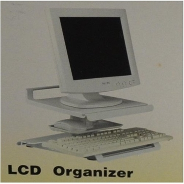 LS001 LCD Monitor Notebook Station