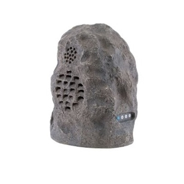 Audio Unlimited SPK-ROCK 900Mhz Wireless Outdoor Rock Speaker - Rechargable