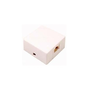 Cables Unlimited UTP-3200 1 Position RJ45 Surface Mount Box (1 Inch, Gray)
