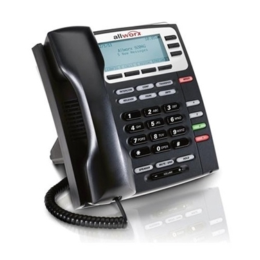Allworx ALL-9204G VoIP Phone with 4 Programmable Buttons