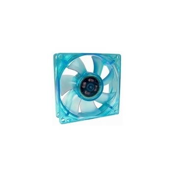 Nexhi FAN-3110-UVB 80MM UV Sensitive Case Fan - Blue
