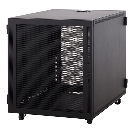 Kendall Howard 1932-3-001-12 12U Compact Series SOHO Server Rack