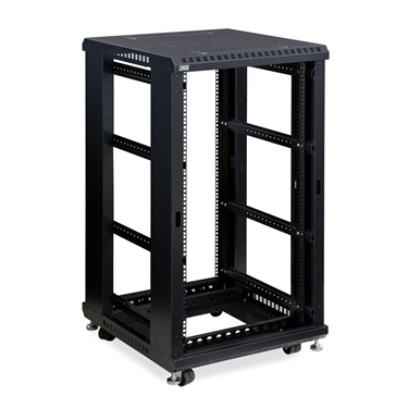 Kendall Howard 3170-3-024-22 22U LINIER Open Frame Server Rack