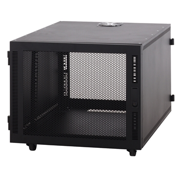 Kendall Howard 1932-3-001-08 8U Compact SOHO Server Cabinet