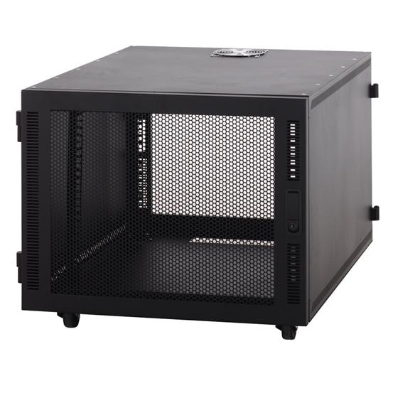 Kendall Howard 1932-3-001-08 8U Compact SOHO Server Cabinet