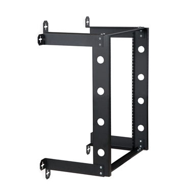 "Kendall Howard 1915-3-300-12 12U V-Line Wall Mount Rack - 12"" Depth"