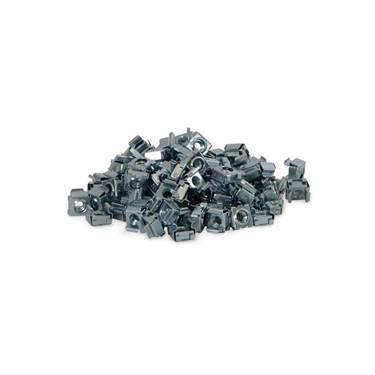 Kendall Howard 0200-1-003-04 M6 Cage Nuts - 2500 Pack