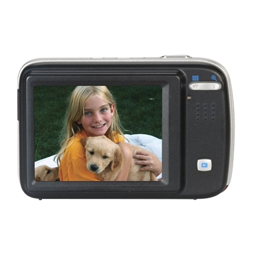 Used - HP CW450T 12 MP Digital Camera with 4X Optical Zoom and 2.7-Inch Touchscreen LCD