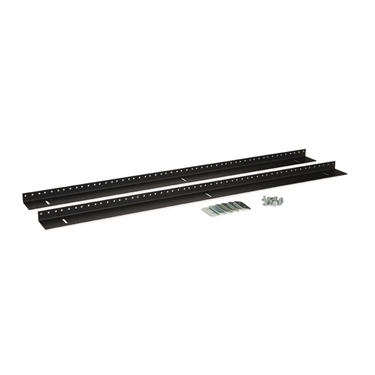 Kendall Howard 3150-3-002-18 18U LINIER Wall Mount Vertical Rail Kit - 10-32 Tapped
