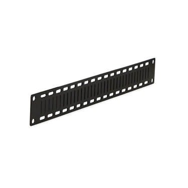Kendall Howard 1903-1-011-01 1U Flat Cable Lacing Panel - 10 pack