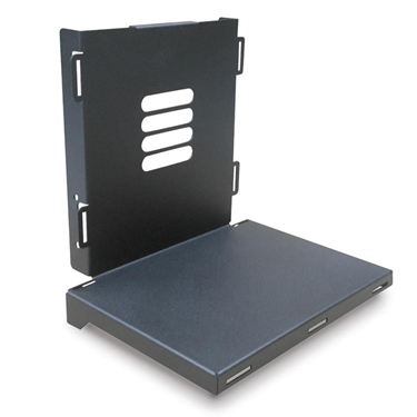 Kendall Howard 5500-3-100-08 Advanced Classroom Training Table Standard CPU Holder