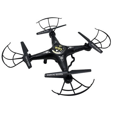 Quadrone AW-QDR-IST IQuadrone Isight Quadcopter 4 Channel 2.4 GHz Remote Controlled Drone