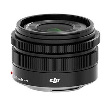 DJI CP.BX.000099 MFT 15mm, F/1.7 Prime Lens for Zenmuse X5 and X5R Cameras