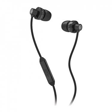 Skullcandy S2TTDY-033 Titan Wired Earphone - Black