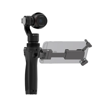 DJI CP.ZM.000160 OSMO 4k 12MP camera with Gimbal