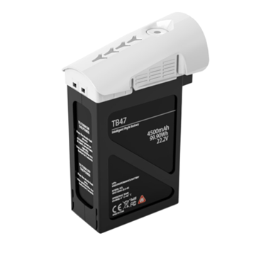 DJI Inspire 1 CP.PT.000302 TB47 Intelligent Flight Battery (4500mAh)