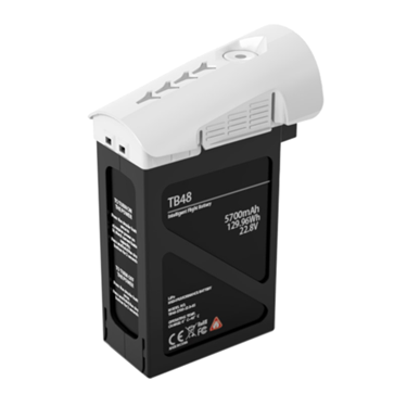 DJI Inspire 1 CP.PT.000303 TB48 Intelligent Flight Battery (5700mAh)