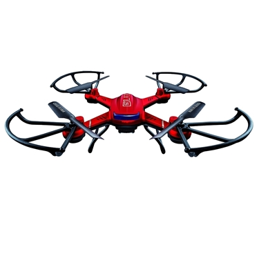 Quadrone AW-QDR-ELT Elite with 1000 Feet Flight Distance Headless Mode 2.4GHz RC Remote Controlled Drone