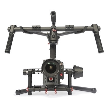 DJI CP.ZM.000078 Ronin 3 Axis hand held Gimbal with Case