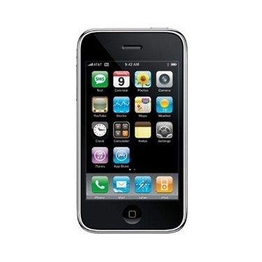 Used - Apple iPhone 3GS 8GB -  Black